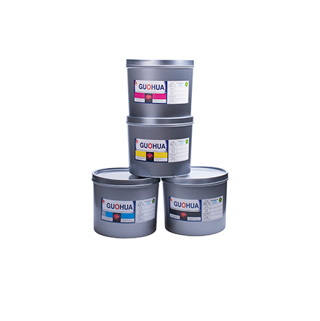Model 05 high-gloss and quick-drying offset printing ink